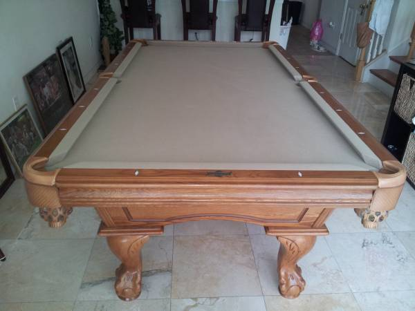 New And Used Pool Tables For Sale Ball Pool Tables - American heritage billiards pool table