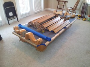 Central Florida Pool Table Installation