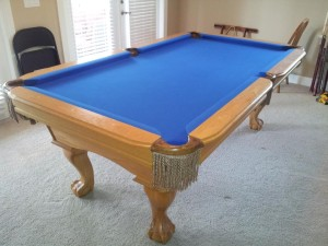 Tampa Pool Table Services Ball Pool Tables - Pool table movers tampa